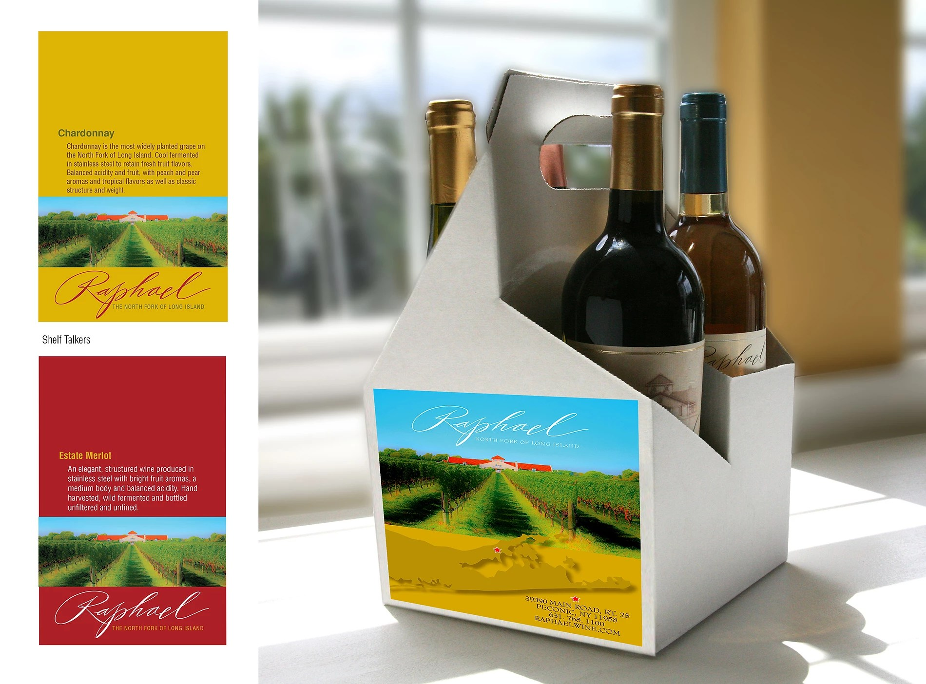 Marketing Collateral Dessidesign