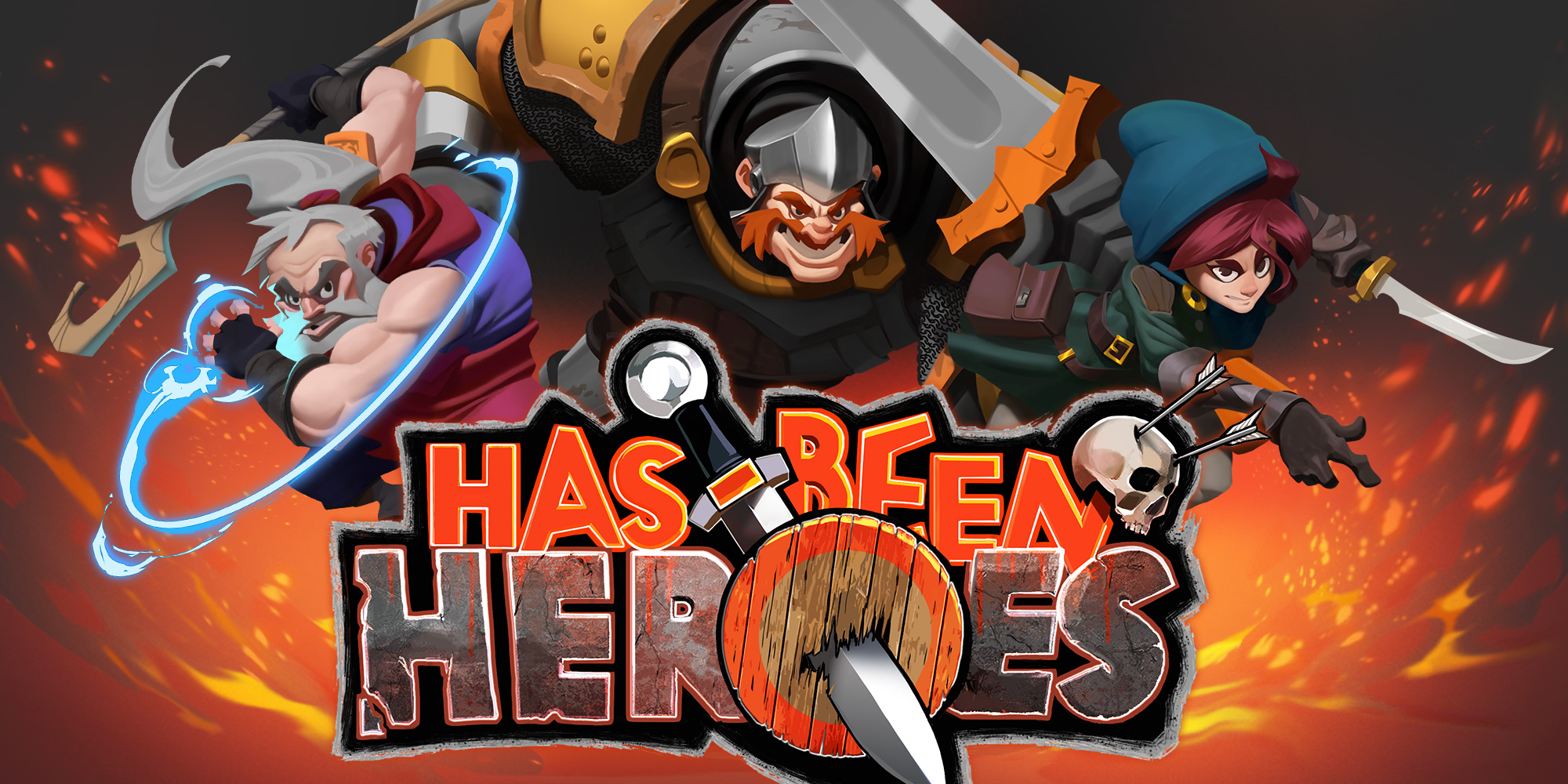 Resultado de imagem para Has-Been Heroes