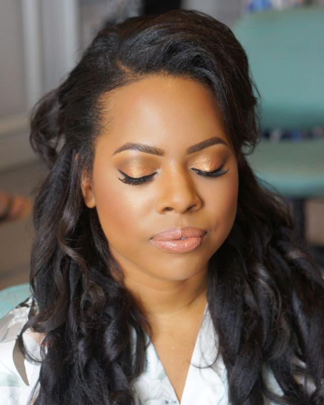 makeup artist london | black wedding makeup | hertfordshire