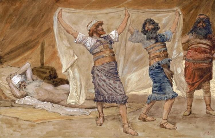"""Résultat de recherche d'images pour """"la nudité de Noé"""""""