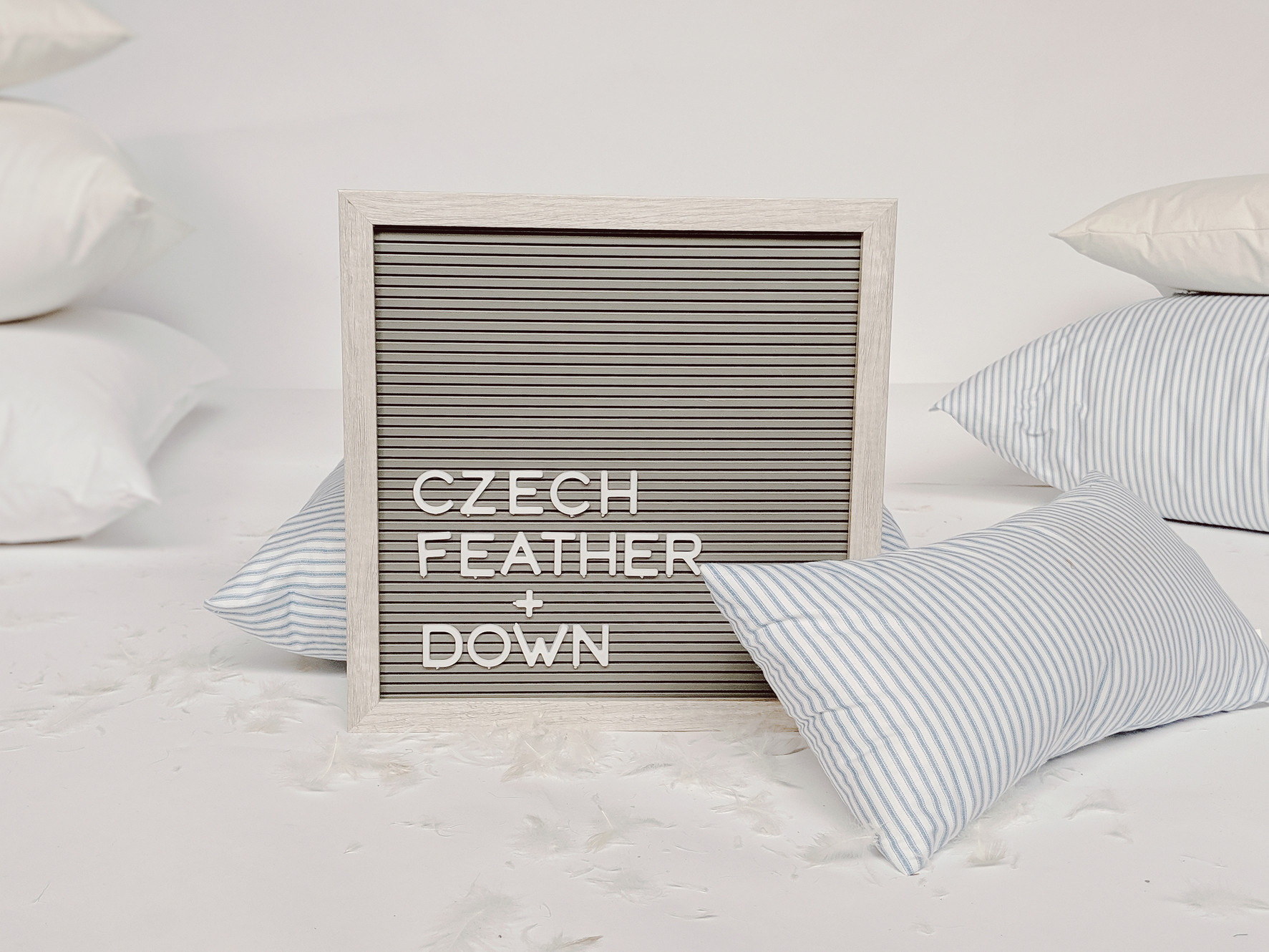 home czech feather down