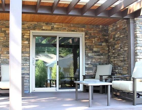 patio door replacement installation