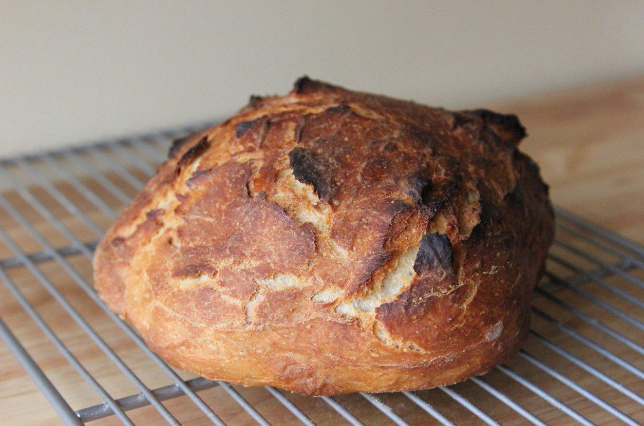 Evde Kolay Ekmek Nasıl Yapılır,Tarifi?