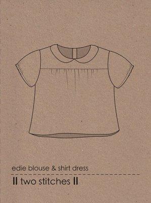 edie blouse & shirt dress