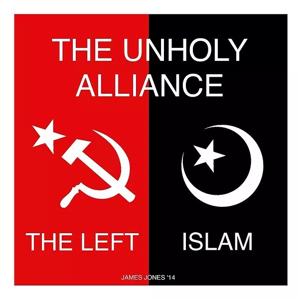Image result for the left are traitors