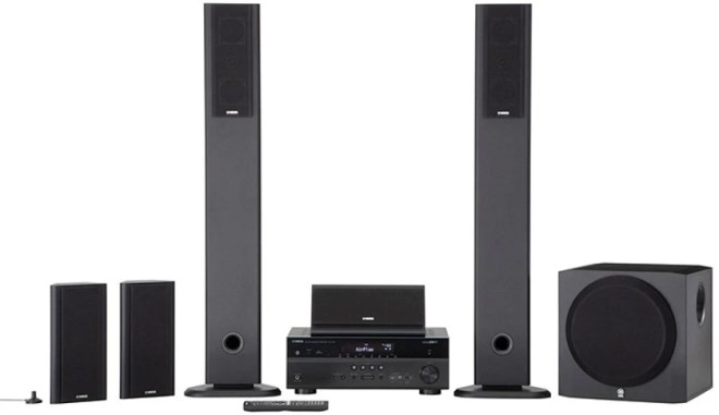 Home Theater to Wireless