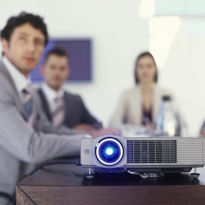 Convert Wired Projectors to Wireless
