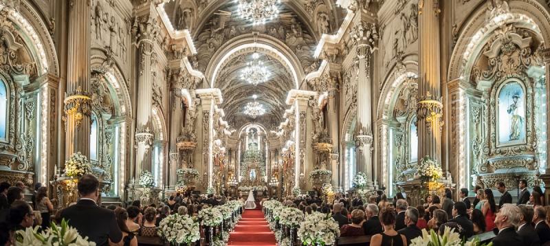 Resultado de imagem para igreja sao francisco de paula casamento