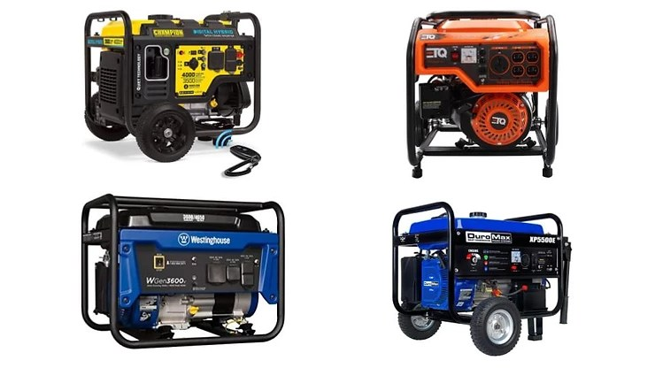 Best natural gas powered generators for 2021.....Check out 4 of the best portable natural gas-powered generators to suit all budgets .....from dual fuel generators for under $500 to high wattage natural gas generators for people looking to power multiple appliances.