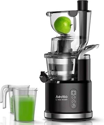 Best Cold-Pressed Juicers For Commercial Use - Sammic slow juicer