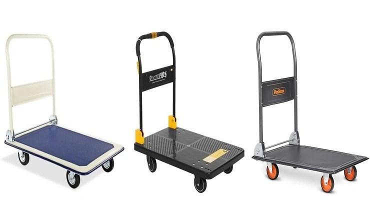 Best Heavy-Duty Platform Trolleys