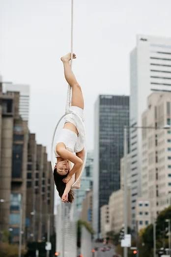 Photos Julia Stewart Circus Artist