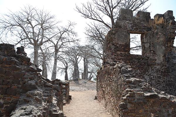 Reistip: james island Gambia