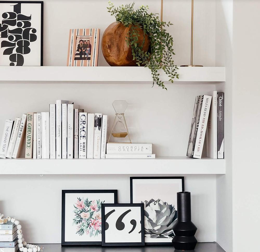simple meuble de rangement