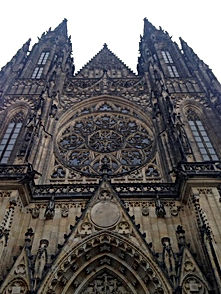 Prague Castle Church