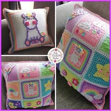 unicorn dreams blanket cal cute