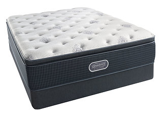 Beautyrest Silver North Cape Luxury Firm Pillow Top