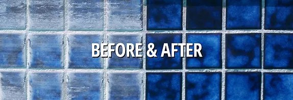 services pool tile and stone cleaning