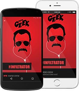 Aplicativo Rádio Geek