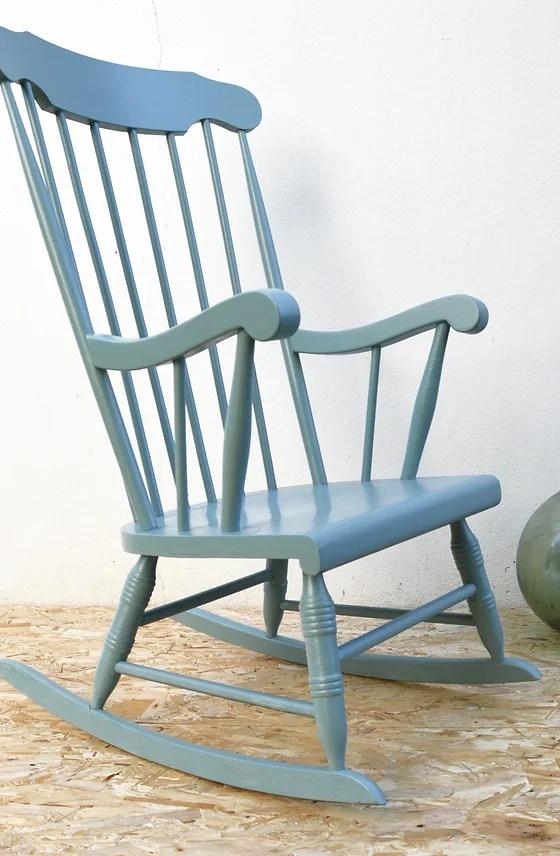 rocking chair fauteuil a bascule