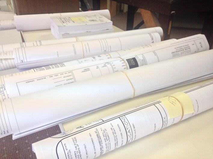 Copy blueprints