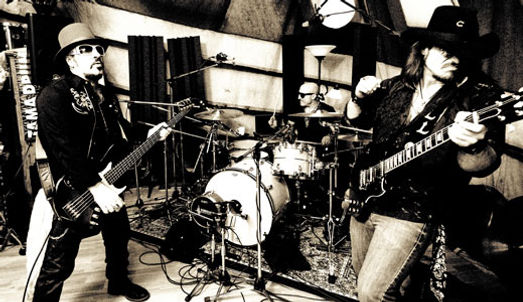 supersonic blues machine # 55