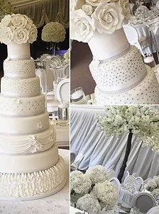 Create a Cake   Wedding Cakes   Cake Shop Liverpool  North West Huge Wedding Cake