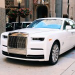 Rent A White Rolls Royce Phantom Prom Cars Celeblux Chicago