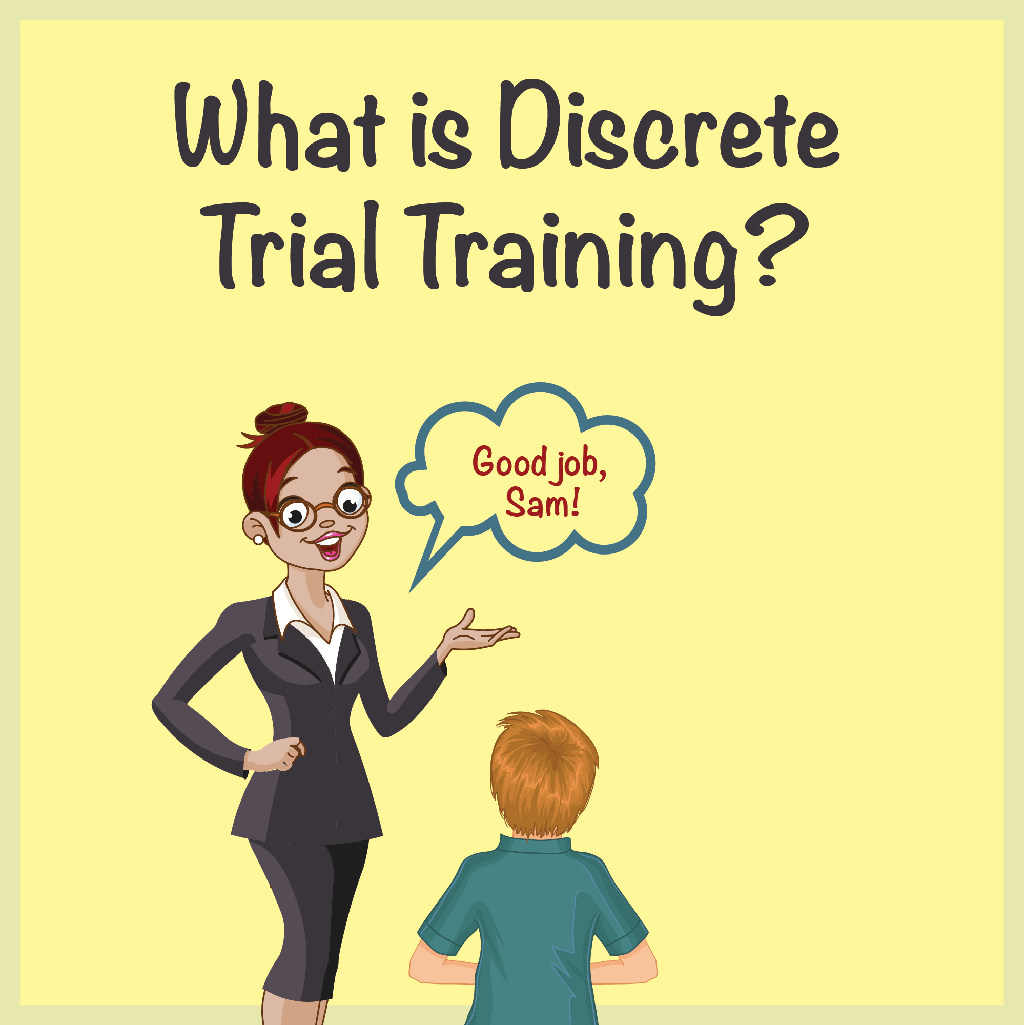 What Is Discrete Trial Training