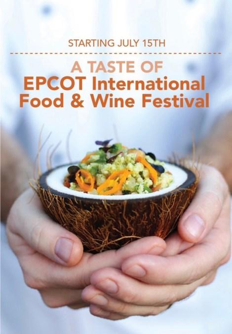 Festival de Epcot na pandemia do Coronavírus