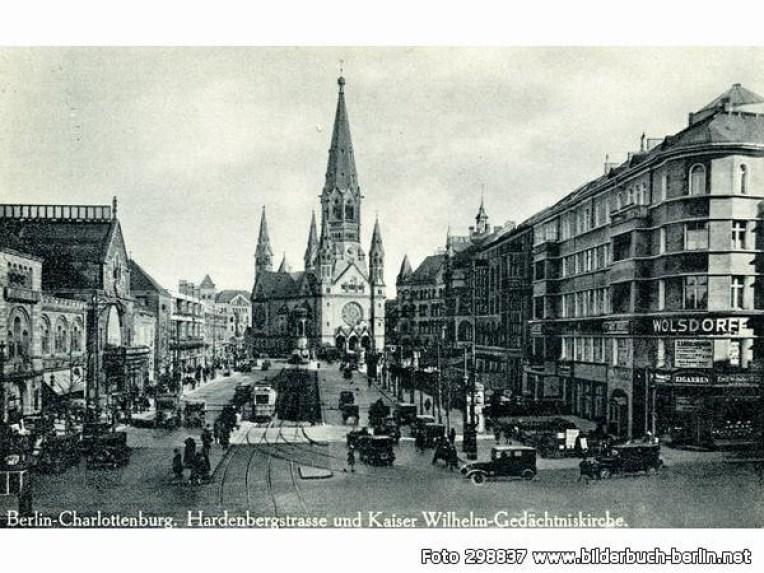 Kościół Cesarza Wilhelma wBerlinie