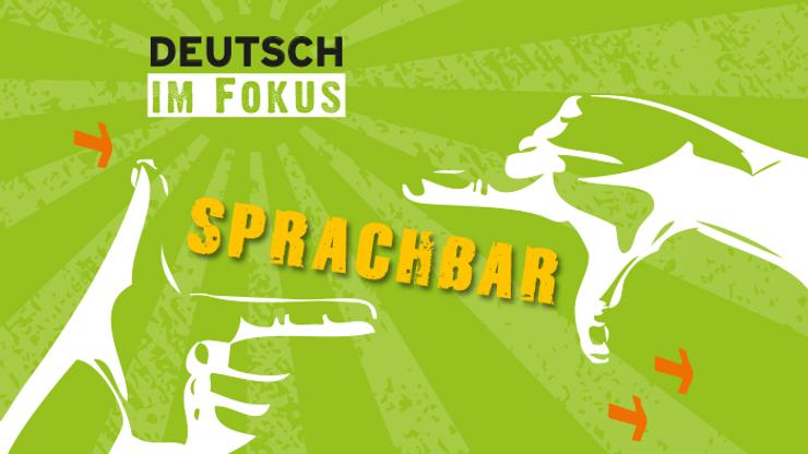 Podcasty donauki niemieckiego: Sprachbar.
