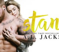 Excerpt Reveal & Giveaway:  Stand – A. L. Jackson