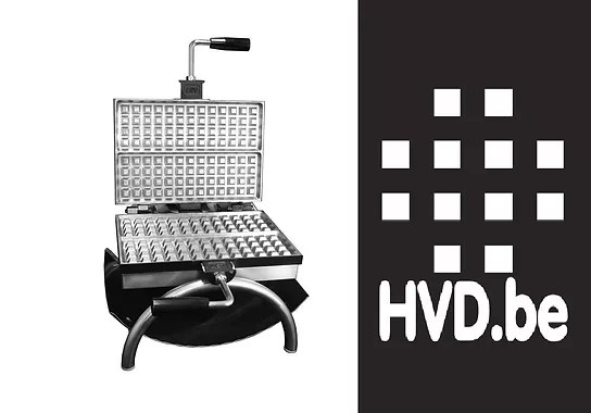 Hvd Waffle Iron For Sale