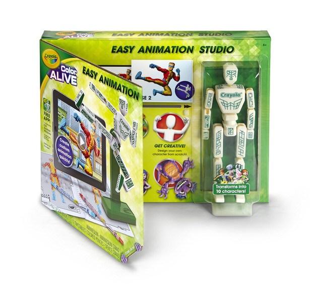 Crayola Easy Animator Animation Studio best tech toy