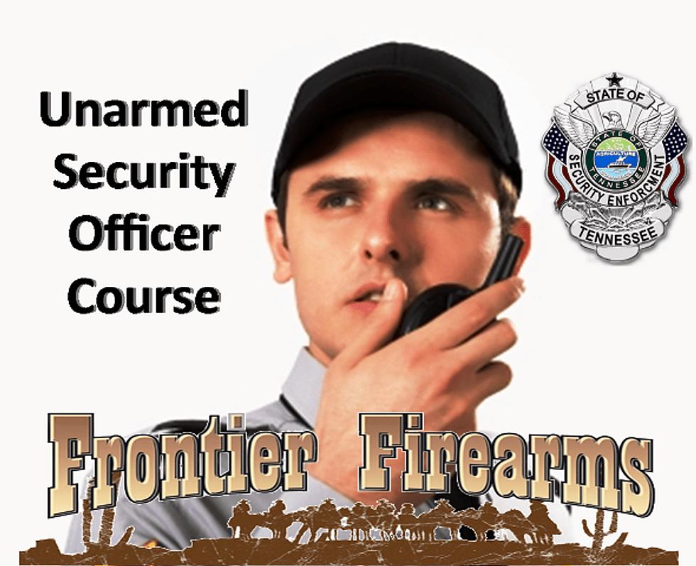 Unarmed Guard Card