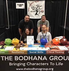 Image result for the bodhana group