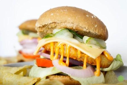 Hashrown Burger