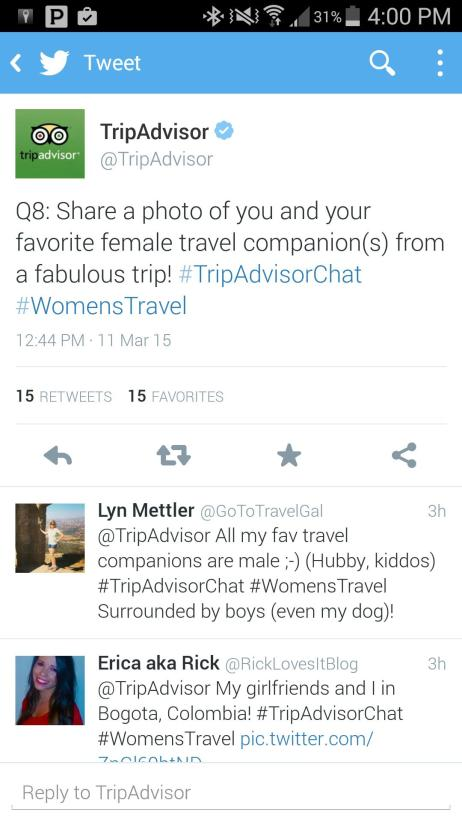 Use Social Media To Plan Your Next Trip
