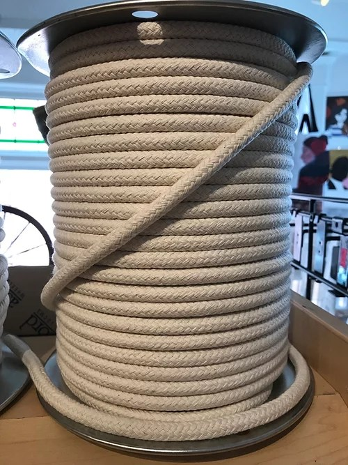 10mm macrame cord 500 feet braided kbnfibres