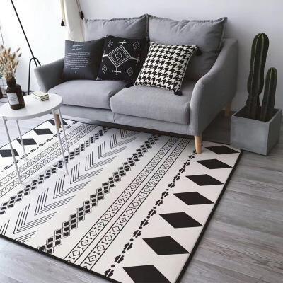 cetticii tapis ethnique chic tapis style boheme berbere evamat home
