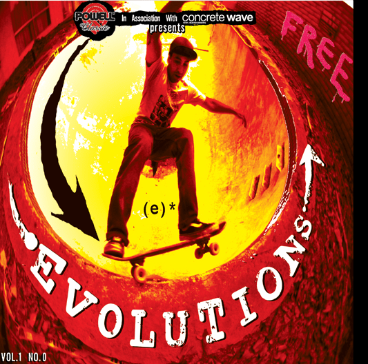 The Evolutions DVD was released in 2006!