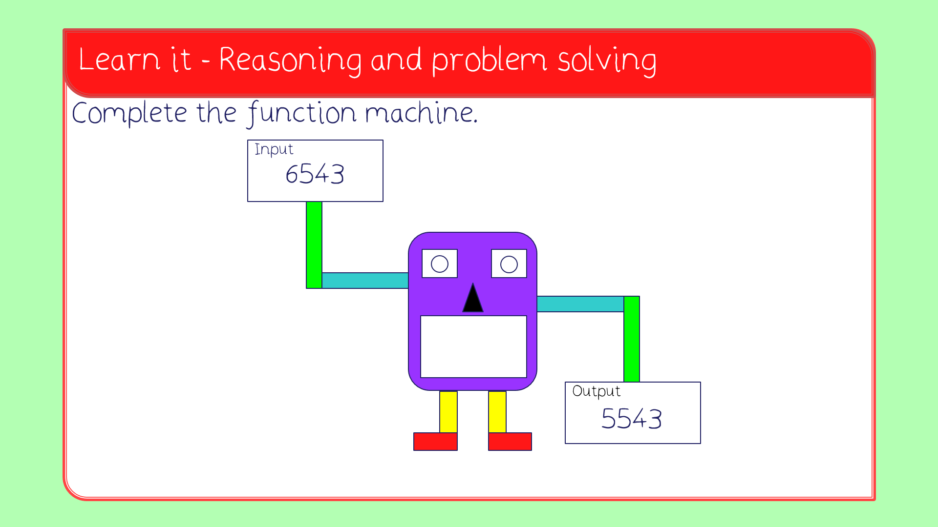 More Or Less Lesson Pack Year 4 Number And Place