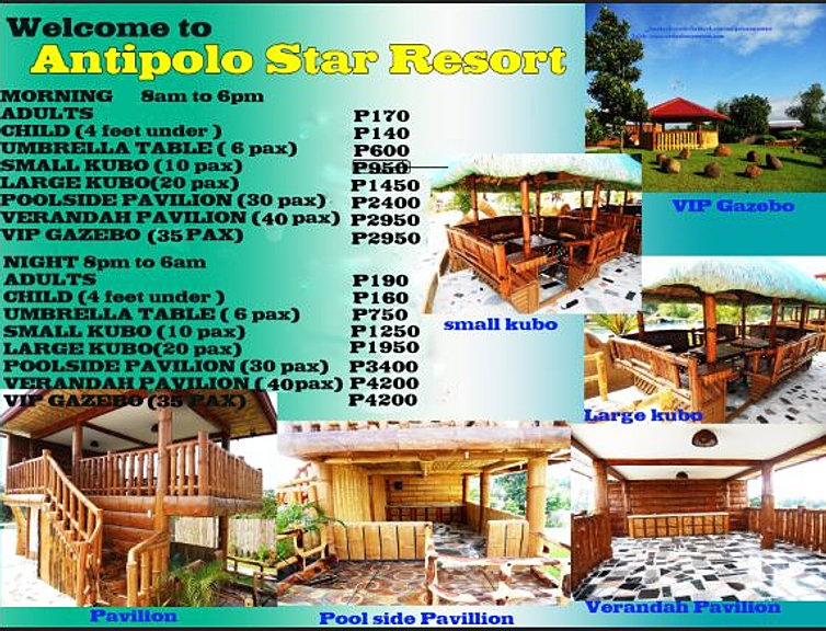 Resort Private Affordable Antipolo