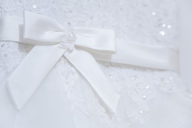 Ou faire nettoyer sa robe de mariée