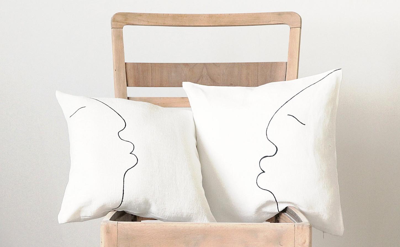 linen pillow covers rectangular