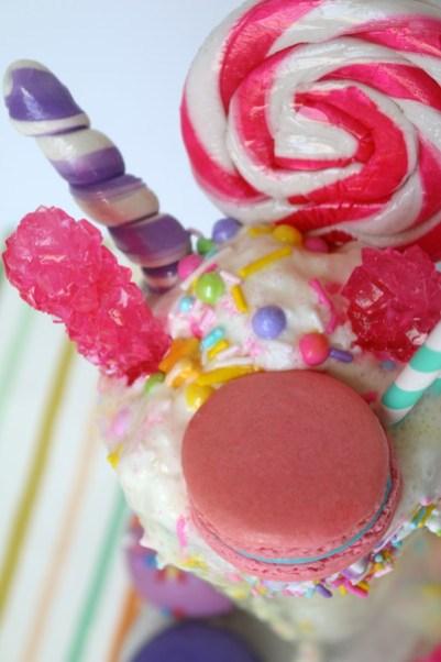 cake batter shake