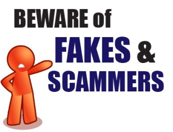 Image result for beware of scammers