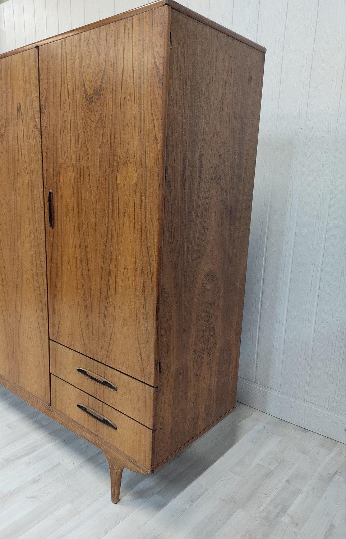 armoire scandinave en teck