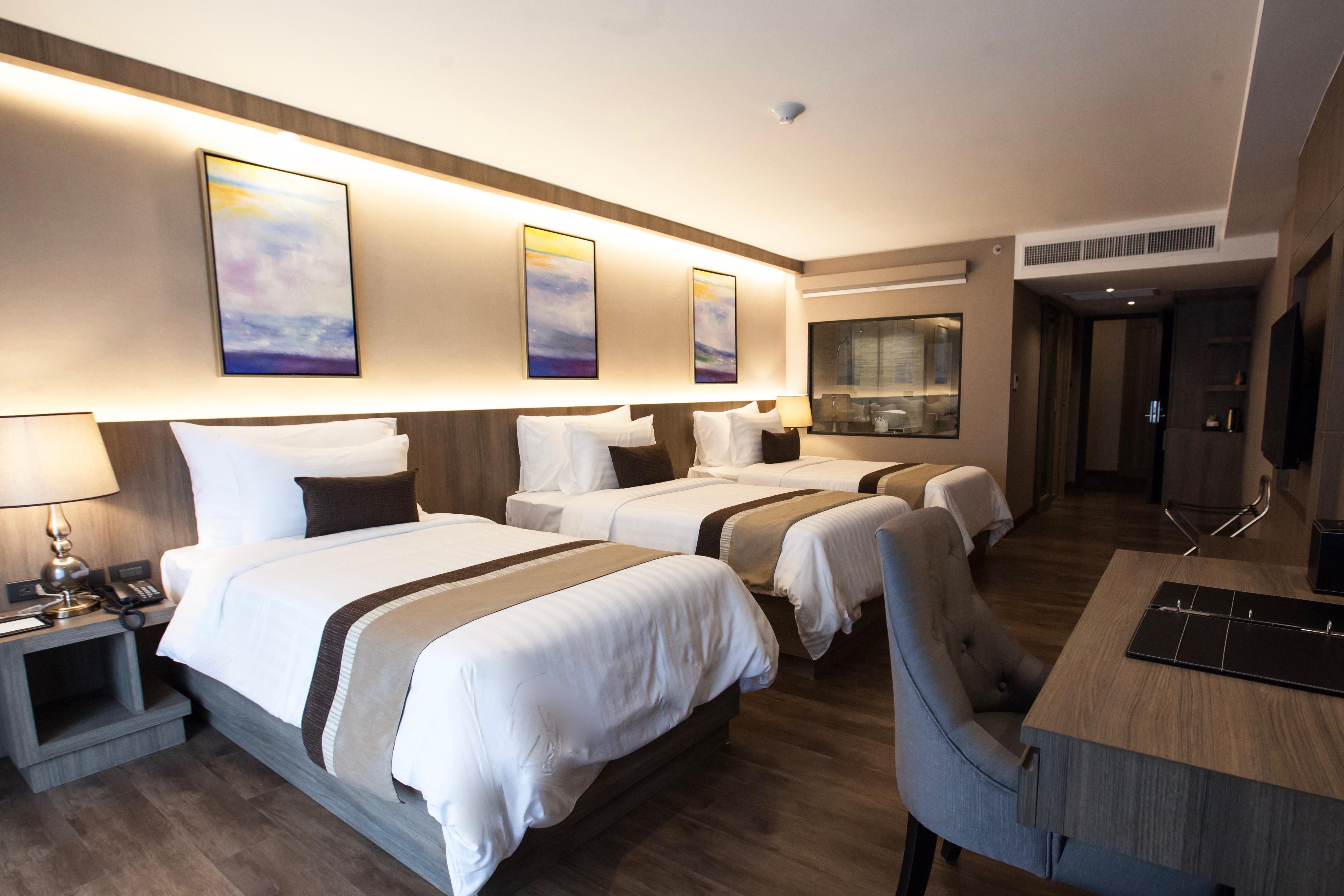 Premier Triple Bed